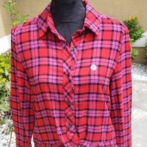 Aeropostale soft  Flannel shirt